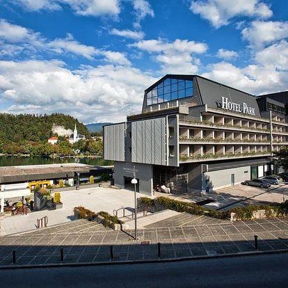 Slovinsko, letní balíček | Hotel Park**** | Dítě zdarma | Wellness neomezeně