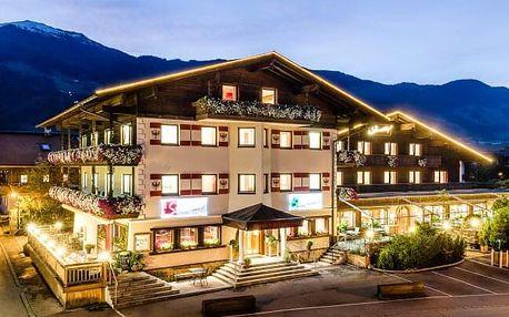 Rakouské Tyrolsko v Hotelu Standlhof *** s neomezeným wellness, welcome drinkem a polopenzí