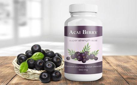 Napomozte hubnutí: ovoce açaí ve 120 tabletách