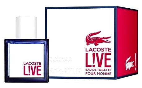Lacoste Live 60 ml toaletní voda pro muže