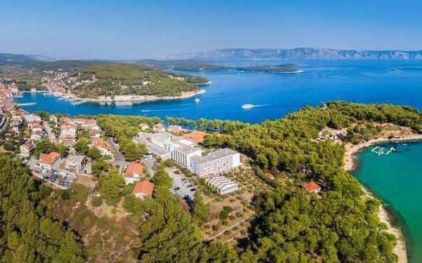 Chorvatsko - Hvar na 8 dnů, polopenze