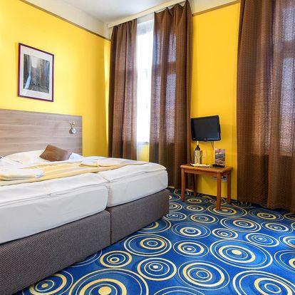Pobyt v Praze: apartmán nebo pokoj se snídaní