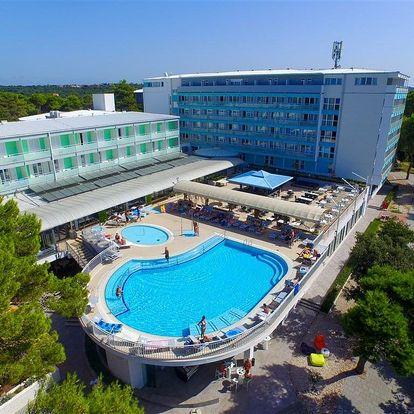 Chorvatsko - Petrčane na 3-6 dnů, polopenze
