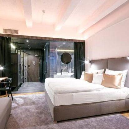 Luxusní pobyt v Praze s výhledem na Václavské náměstí v Pytloun Boutique Hotelu Prague **** s tapas a snídaní