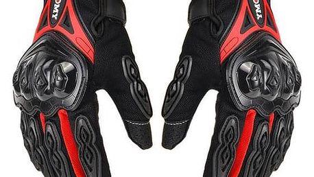 Motorkářské rukavice MR15