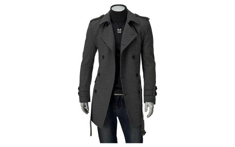 Pánský kabát Brent - 2 varianty