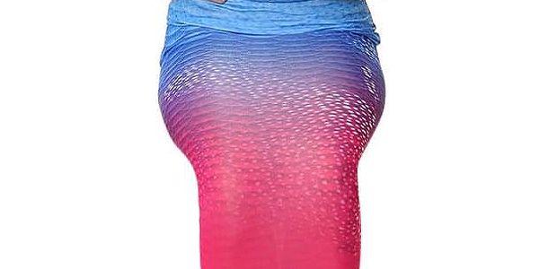 Kostým a plavky mořská panna MASTER Marína - 120 cm5