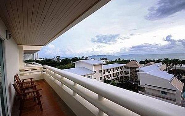 Sea Breeze, Pattaya a okolí, letecky, snídaně v ceně3
