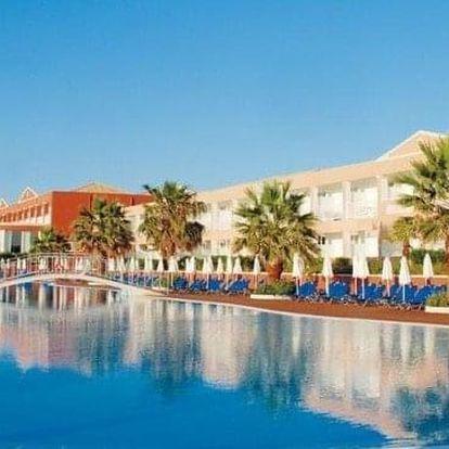 Řecko - Korfu letecky na 4-15 dnů, all inclusive