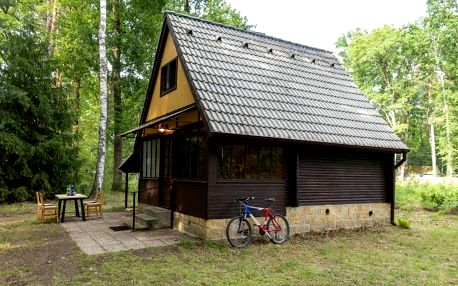Středočeský kraj: Cottage in Kersko