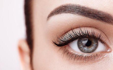 Krásné řasy pomocí metody Lash Lifting & Lash Botox