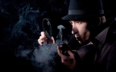 Úniková hra Tajemství stroje času nebo detektivní hra Vražda v Devonshiru