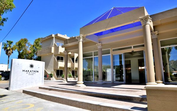 Hotel Marathon, Rhodos, letecky, all inclusive5