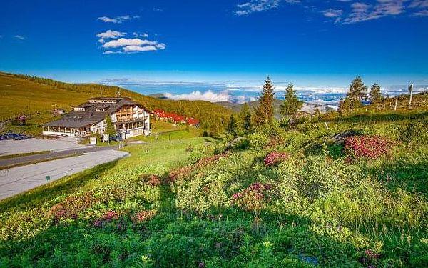 Rakousko: Korutany ideální pro rodiny s dětmi v KinderHotelu Schneekönig **** s wellness a all inclusive light