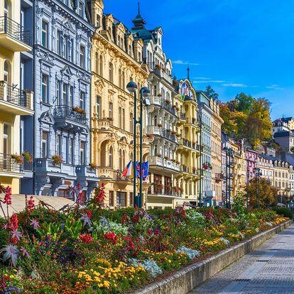 Plně vybavené apartmány ve Varech až pro 4 osoby