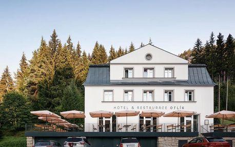 Krásy Broumovska: Hotel Orlík