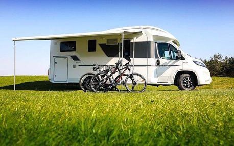 Moderním karavanem po českých vinicích od Anywhere Campers