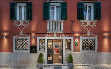 Chorvatsko, Rovinj: Hotel Angelo d'Oro