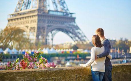 Francie sváteční Paříž poznávací zájezd, VŠE V CENĚ ubytování hot..., Île-de-France