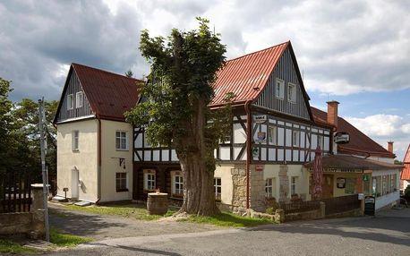 Národní park České Švýcarsko: Hotel U Zeleného Stromu