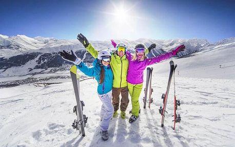 Rakouské Alpy u ski areálů: Pobyt v Bad & Ski Pensionu *** s neomezeným wellness a polopenzí