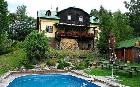 Kašperské Hory, Plzeňský kraj: Penzion u Lebedů