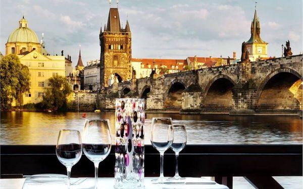 Večeře na Kampě s vyjížďkou na lodi | Praha | Duben - říjen. | 30 min. projížďka + večeře.2