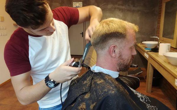 Luxusní barber péče4