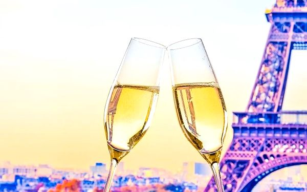 Silvestr v Paříži 2020 VŠE V CENĚ průvodce, ubytování v hote..., Île-de-France