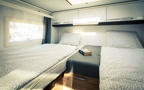4denní pronájem karavanu v termínu 16. 10. – 30. 11. 20203