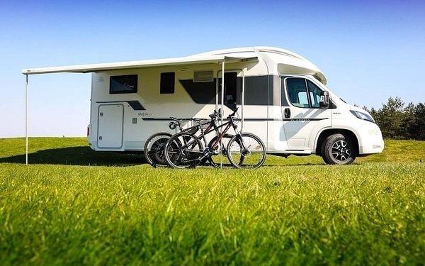 4denní pronájem karavanu v termínu 16. 10. – 30. 11. 20204