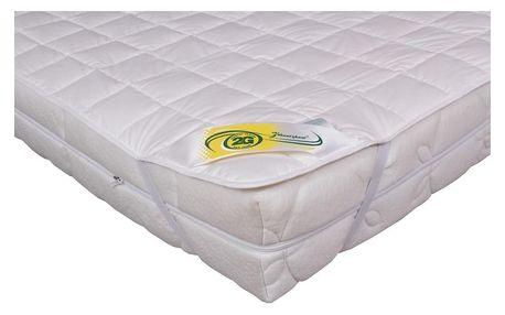 2G Lipov Chránič matrace (podložka) Botanica 100% bavlna