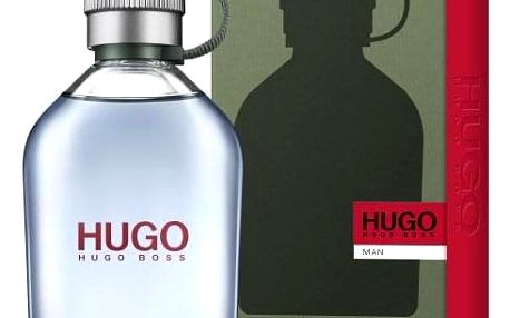 HUGO BOSS Hugo Man 125 ml toaletní voda pro muže