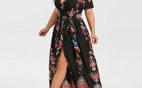 Dámské plus size šaty TF6871