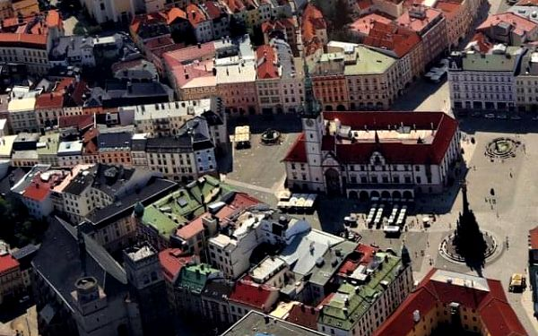 To nejkrásnější z Olomoucka pro jednoho (30 min.)2