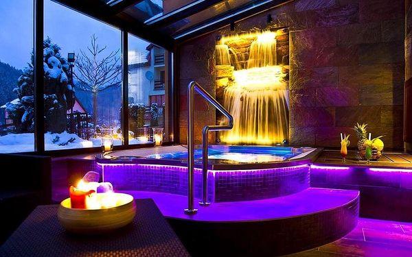 Kudowa-Zdrój, nádherný hotel Willa Spa Scaliano*** s neomezeným wellness