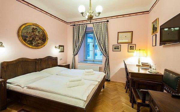 Dovolená v luxusním hotelu Leonardo**** v Českém Krumlově