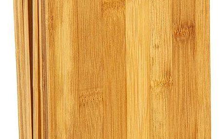 EH 7dílná sada prkének ve stojanu Bamboo