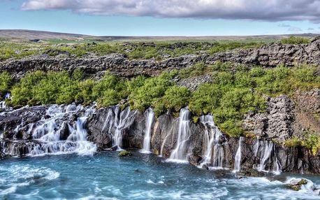 Island - Keflavik letecky na 9 dnů, polopenze