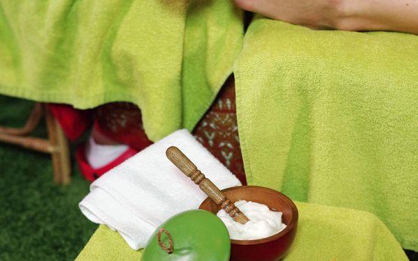 45minutová masáž nohou a Garra Rufa2