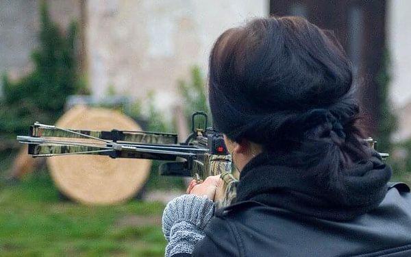 Střelba z kuše a foukaček | Kolín | Od jara do podzimu. | 75 minut včetně instruktáže.2