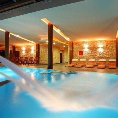 Maďarsko u Balatonu v Anna Grand Hotelu **** s neomezeným luxusním wellness a polopenzí + dítě zdarma