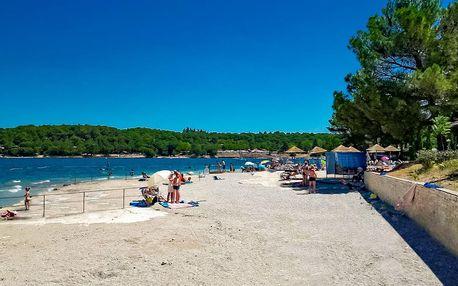 Chorvatsko, Istrie| Apartmány Sunset Lanterna s polopenzí** u pláže | Dítě do 14 let zdarma | Bazény | Animační programy
