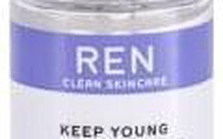 Ren Clean Skincare Keep Young And Beautiful Instant Firming Beauty Shot 30 ml gelové sérum proti stárnutí pleti pro ženy