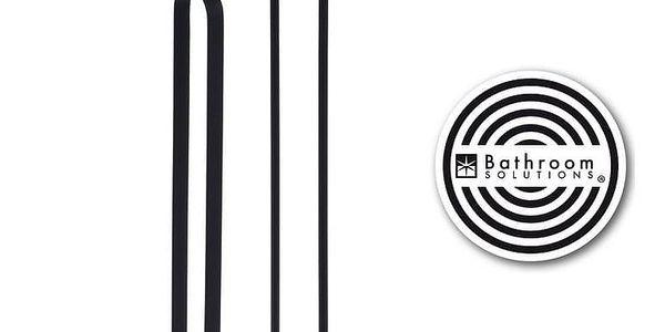 Stojan na toaletní papír Bathroom solutions, 15 x 54 cm