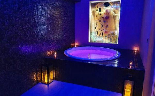 Hluboká nad Vltavou u zámku v krásném LH Parkhotelu Hluboká **** se vstupem do wellness, slevami a polopenzí