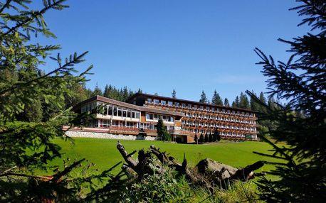 Hotel Magura se snídaní jen 15 min. od Bachledka