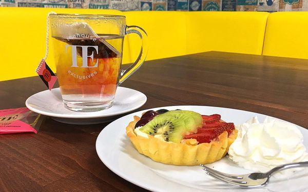 Moderní kavárna s LEGO® koutkem: nápoje i zákusky