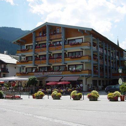 Rakousko - Salzbursko na 9-10 dnů, polopenze