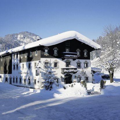 Rakousko - Tyrolsko na 5-9 dnů, polopenze